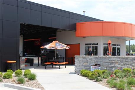 Harley Davidson Event Center