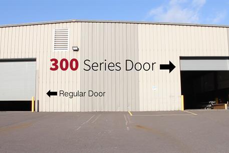 IMG_8302 · IMG_8031 · High Speed Overhead Door Extreme 300 Series  Performance Rolling Door Promo
