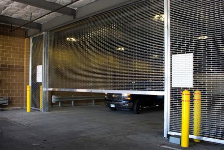Photo of 300 Series Grille, Door Open