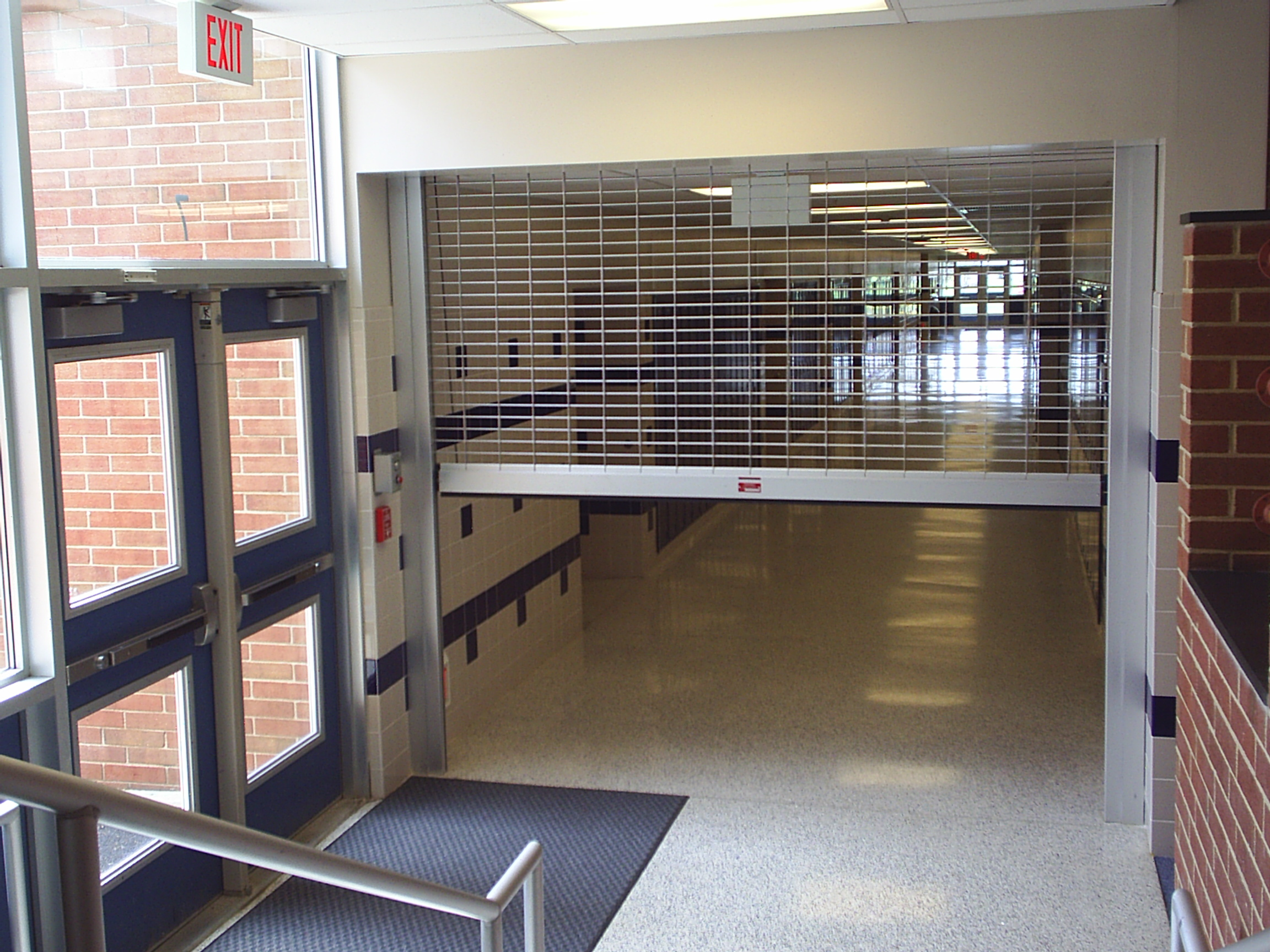 safety gates Door