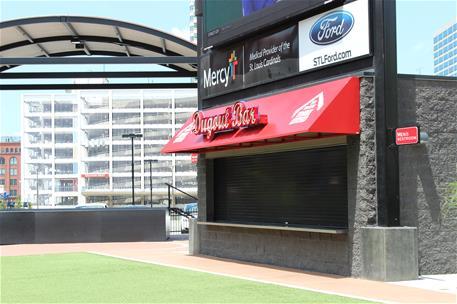 ... 0.0 Lead - K Busch stadium - counter shutter; ScreenGard Counter Door & Rolling Counter Shutter Pezcame.Com