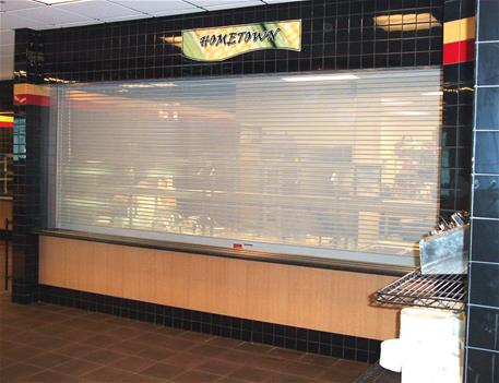 ... ScreenGard Counter Door & Rolling Counter Shutter Pezcame.Com