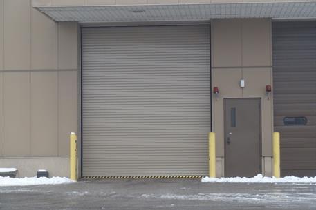 high speed roll up door · Photo_1024_Cornell ... & 1024 High Performance Roll Up Door