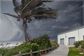 Wind Load Door  - max protection door during a hurricane