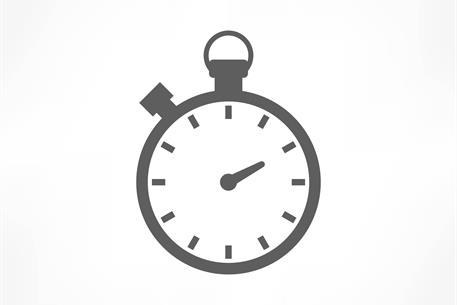Quick Ship Stopwatch Icon