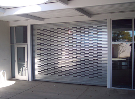 Matheson Park Elementary_Service Door with Vision Windows (1)