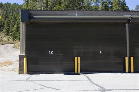 Thermiser Insulated Roll Up Door