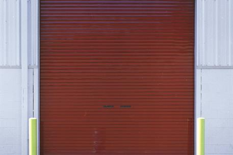 Thermiser insulated rolling door