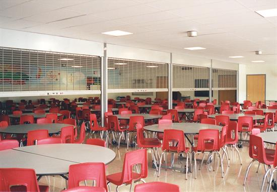 Cafeteria Grille