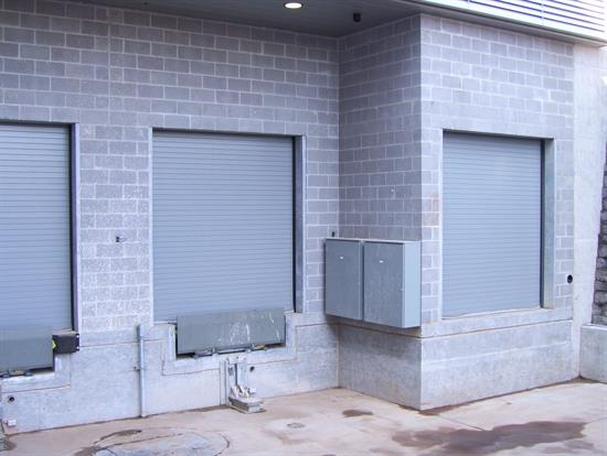 Loading Docks & Storage