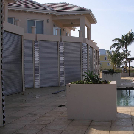 Hurricane Proof Doors Secure