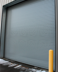 insulated garage door cost in snow