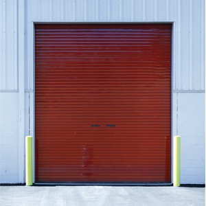 insulated garage door cost red