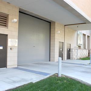 Insulated Roll Up Door Single Door & Insulated Roll Up Door