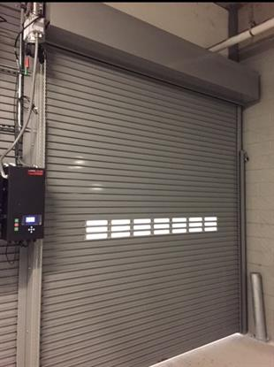 Metal Roll Up Doors Extreme 300