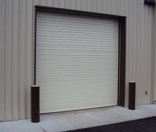Metal Roll Up Doors Thermiser Max