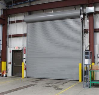 Rapid Roll Doors 300