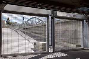 High Performance Security Gates B
