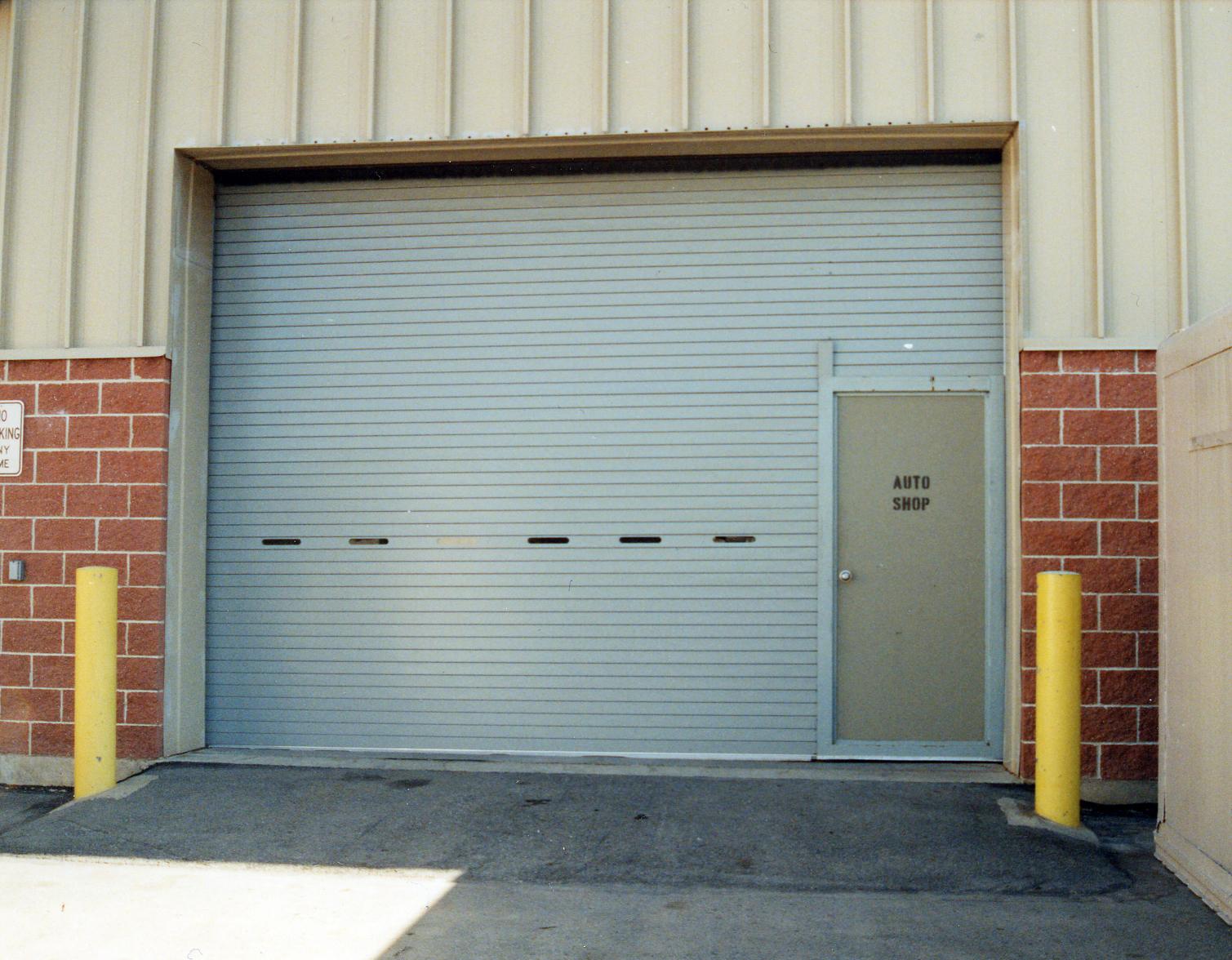 Pass doors for Garage man door