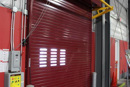Rolling Door Protector RDP