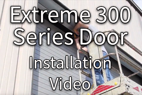 300 Series Door Installation