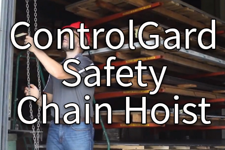 ControlGard Safety Chain Hoist