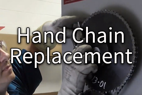 Hand Chain Replacement