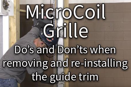 MicroCoil Guide Trim
